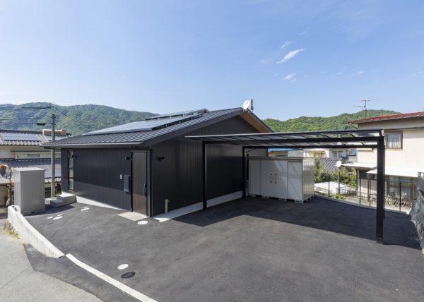 中野東の家