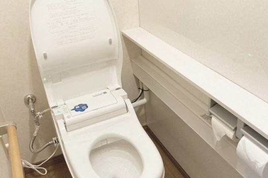 【after】「お掃除のしやすさを」というご要望もあり、パナソニックのアラウーノをおすすめしました。
